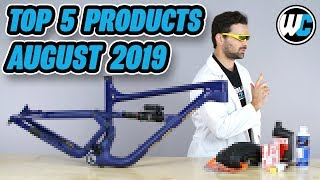 5 Ridiculously Popular MTB Products - August 2019
