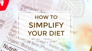 5 Ways to Simplify Your Diet | Meghan Livingstone