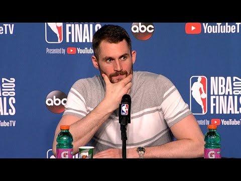 Could Kevin Love stay with the Cavaliers beyond this season? Hey, Joe!