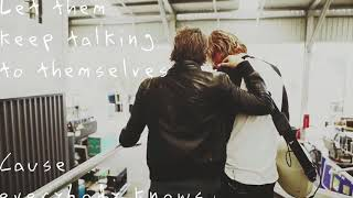 Against the Voices lyric video Switchfoot