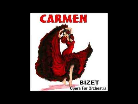 Georges Bizet - CARMEN,  Orchestral Suite