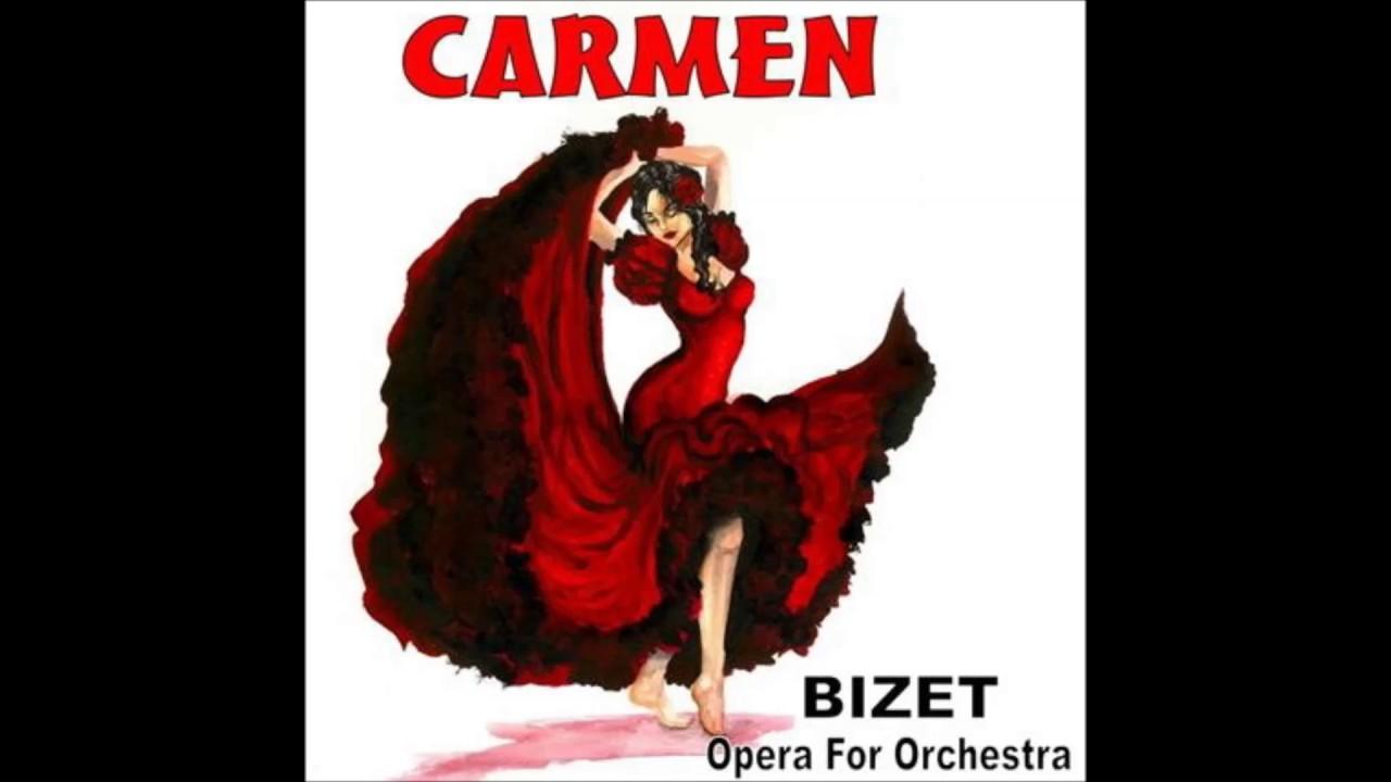 georges bizet carmen orchestral suite youtube
