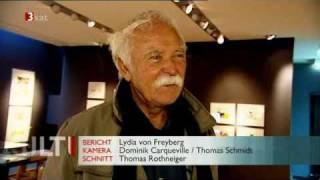 Der Zeichner Janosch - Horst Eckert und sein Lebensmut