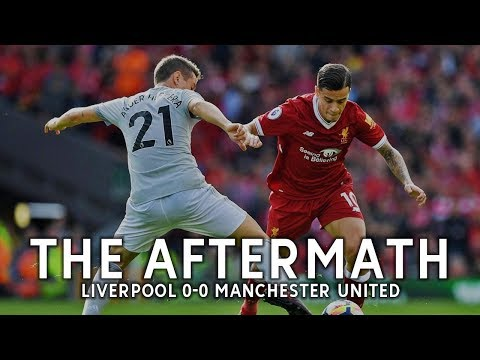Mourinho's Future + Anfield Aftermath   The Aftermath: Live!   Liverpool 0-0 Manchester United