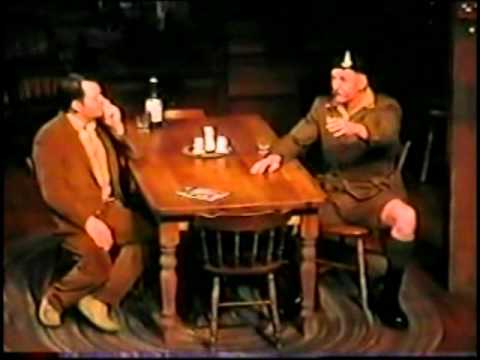 The Foreigner-the play-ONE