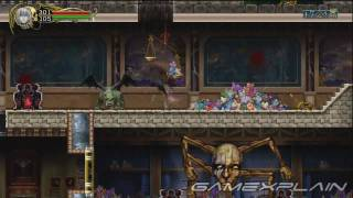 Castlevania HD - Chapter 2 Walkthrough & Guide