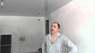 видео натяжной потолок в Челябинске