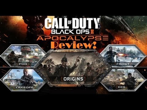 Apocalypse Map Pack Review