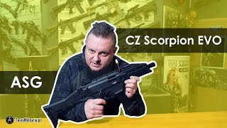 CZ SCORPION EVO 3 A1 (ASG)  - TANIEMILITARIA.PL