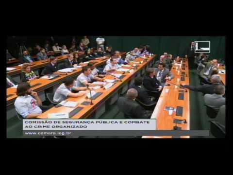 SEGURANÇA PÚBLICA E COMBATE AO CRIME ORGANIZADO - Audiência Pública - 03/08/2016 - 14:51