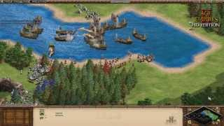 Age of Empires 2 HD Gameplay , Gold Edition Review , Battle game play for PC Trailer