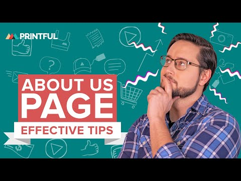 About Us Page: Tips & Tricks For Sharing Your Brand's Story