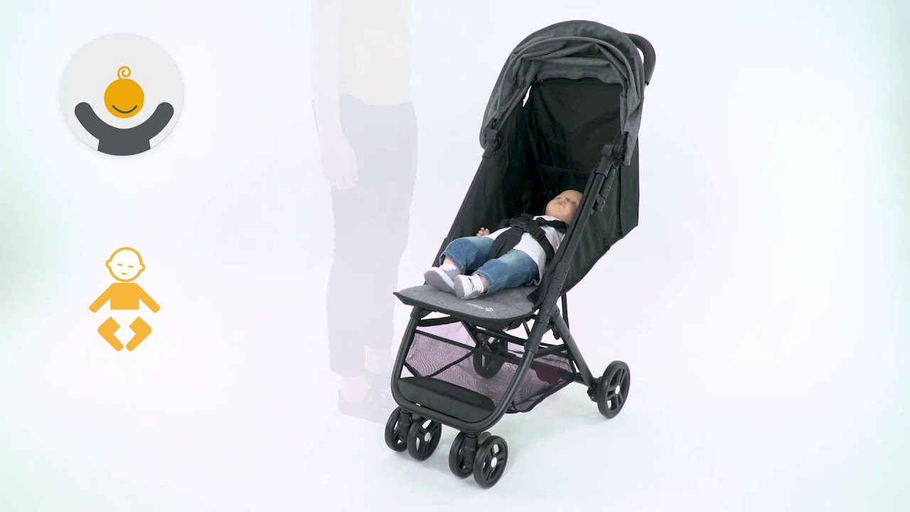 Safety 1st Teeny Ultra Compact Stroller Instruction Video