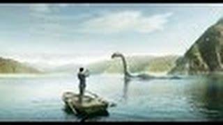 Эти кадры стали сенсацией.Чудовищные змеи исландских озер.Документальный проект
