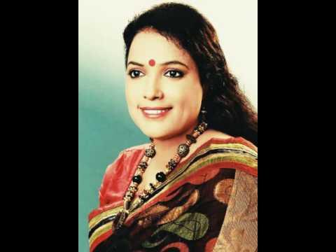 Jagate Ananda Joggye | Rabindra Sangeet | Barnali Mukherjee