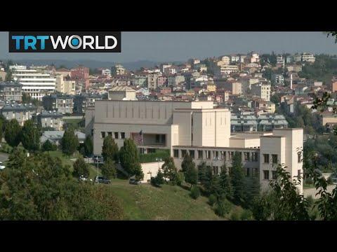 Turkey-US Relations: Turkey, US suspend each other's visa services