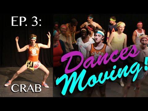 CRAB — Dances Moving! Ep. 3 | bdg
