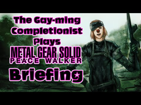 TGC Plays: MGS Peace Walker - Briefing