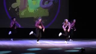 TS Crew. Отчетный концерт INSIDE Dancing Center Чернигов 17.05.2015