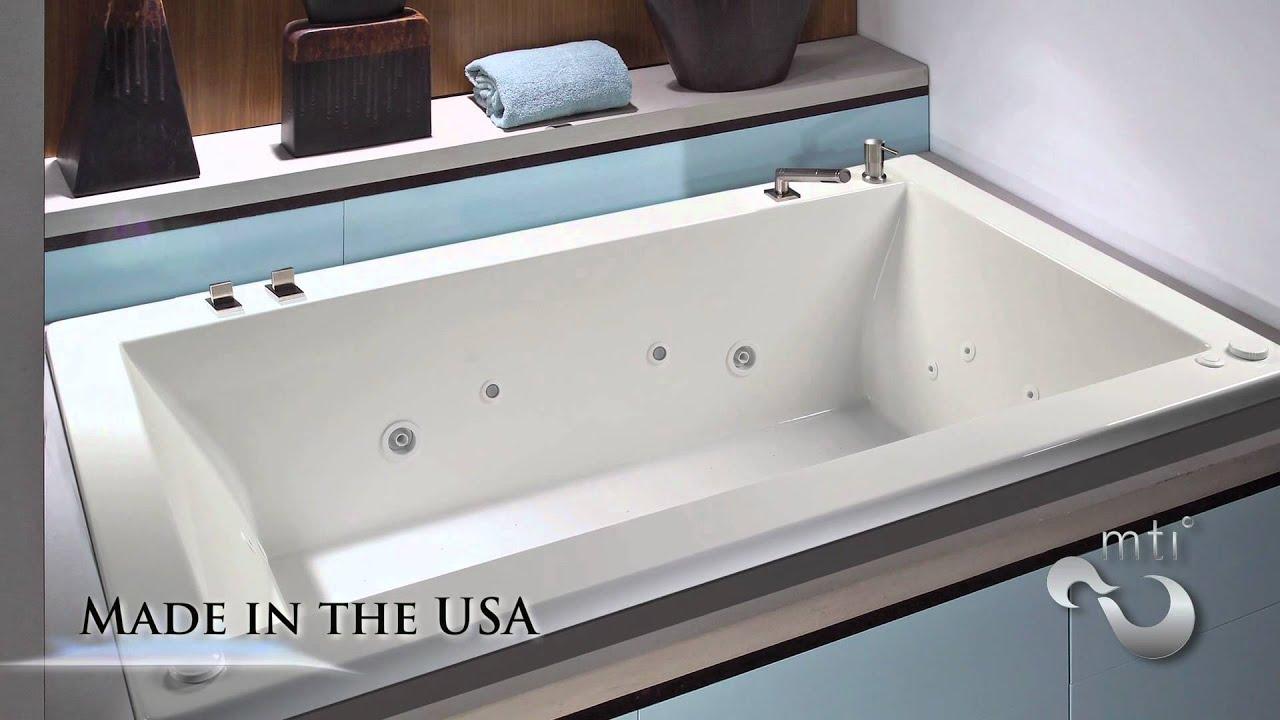 MTI Baths   Handcrafted Customization   YouTube