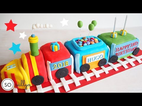 CHILDRENS BIRTHDAY CAKE DECORATING IDEAS