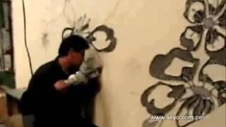 видео Ковры ручной работы