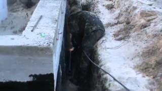 Вертикальная гидроизоляция фундамента: обзор