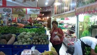 Bali Sanur.  Happy afternoon shopping at Hardys in Sanur Bali