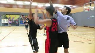 Publication Date: 2018-10-19 | Video Title: 中學籃球友誼賽_董玉娣VS元朗商會_4