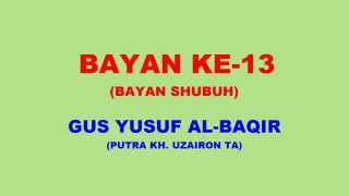 013 Bayan KH Uzairon TA Download Video Youtube|mp3