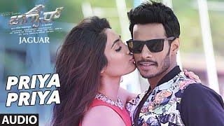 Priya Priya Full Song(Audio) || Jaguar || Nikhil Kumar, Deepti Saati || SS Thaman || Kannada Songs