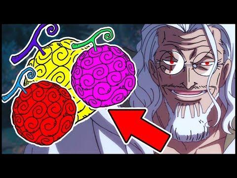 """Inilah! Devil Fruit Legendaris """"TERKUAT"""" Bag 1 (One Piece)"""