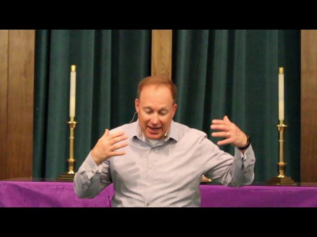 Pastor Jay Fraze shares from 2 Corinthians 5:17