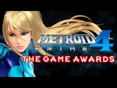 Metroid Prime 4 Trailer at The Game Awards?