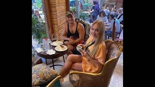 Даша Пынзарь потратила кучу денег в  DUTY FREE  ))