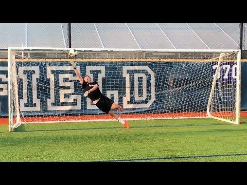 Caleb Travis - College Men's Soccer Goalkeeper Recruitment Video
