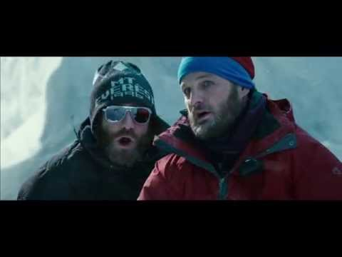 Everest  official FIRST LOOK clip At the Bridge (2015) Josh Brolin