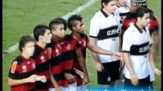 Flamengo vs Olimpia (3-3) Copa Libertadores 2012 Los goles (...