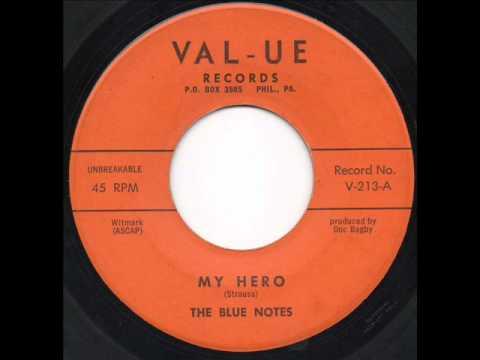 My Hero -  Blue Notes