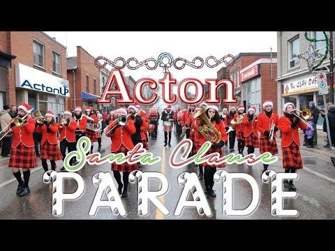 A Very Acton Christmas -Acton Santa Claus Parade -Season 2 Episode 4 - Acton UP