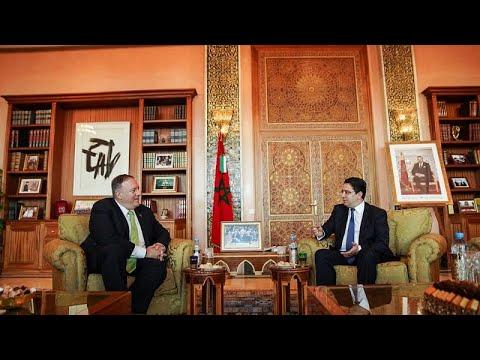 بعد البرتغال بومبيو يصل إلى المغرب للقاء الملك محمد السادس ومسؤولين كبار…  - نشر قبل 3 ساعة