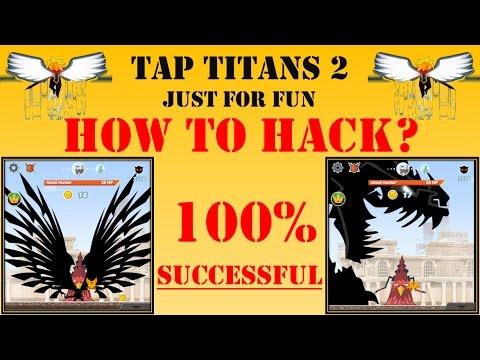 TAP TITANS 2: HACK 100% SUCCESSFUL (MAX LEVEL, GOLD, COOL