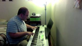 Brown Eyed Girl--Van Morrison (Nick Petrillo Piano Solo Cover)