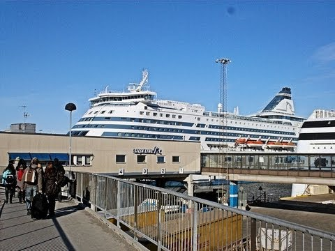 Uplifting Marine Tour at Silja Line cruiseferry M/S Silja Symphony
