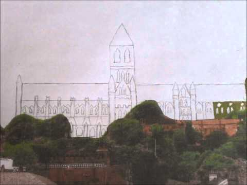 An animated history of Lincoln Cathedral