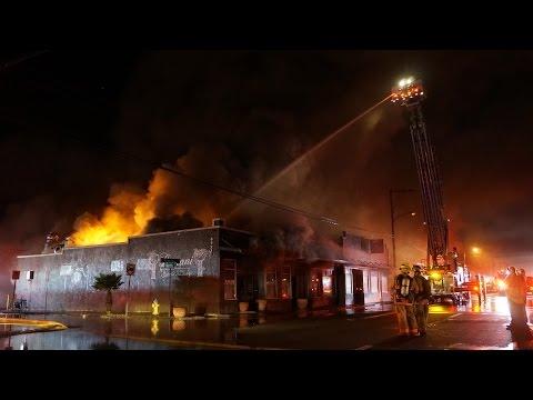 2015 Tampa Fire Rescue Video
