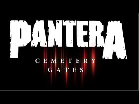 Pantera - Cemetery Gates (Instrumental Cover By Pablo)