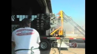Wright R-3350-93B 18 Cylinder Radial Engine. Howard Hughes Airplane Engine
