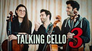 "Pablo Ferrández ""TALKING CELLO"" with Kian Soltani & Santiago Cañon/ Ep 3.( ESP SUBS)"