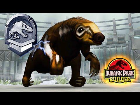 Gaming Beaver Lives Jurassic Park Builder Glacier Tou